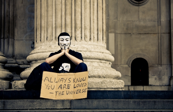 Occupy Love - Key Photo - High Res
